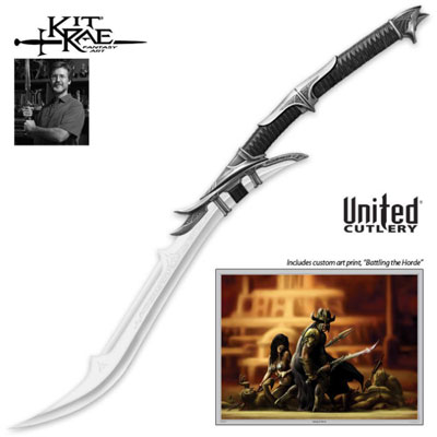 Kit rae swords of the ancients replica