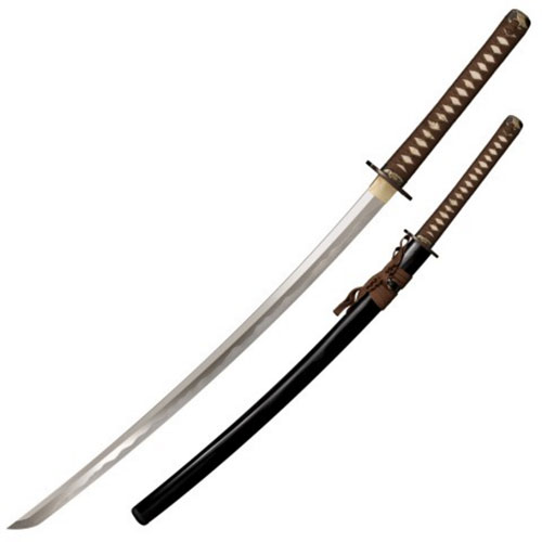 Cold Steel Mizutori Crane Katana Swords