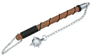 Morning Star Battle Mace