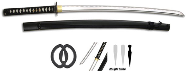 Mushasi Katana Swords