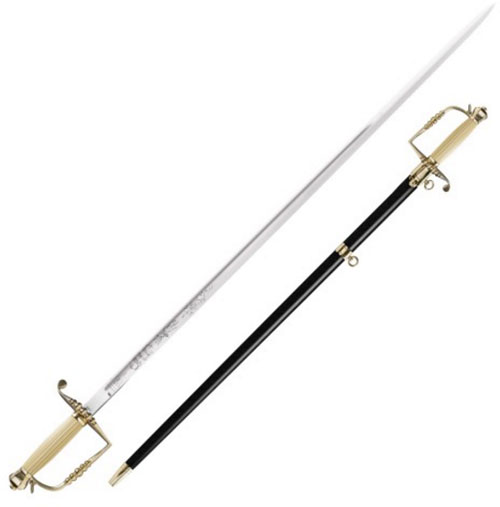 Cold Steel Military Swords
