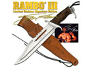 Rambo 3 Signature Edition Knives