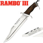 Rambo First Blood Part 3 Movie Knives