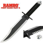 Rambo First Blood Part 2 Movie Knives