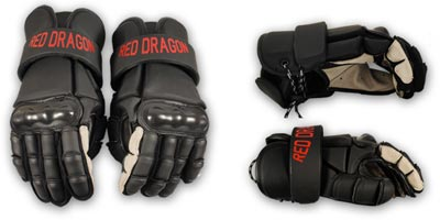 Red Dragon HEMA Fencing Gloves