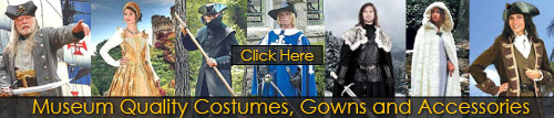 Renaissance and Medieval Costumes