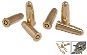 Replica Revolver Cartridges