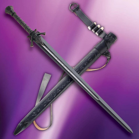 Retribution Swords