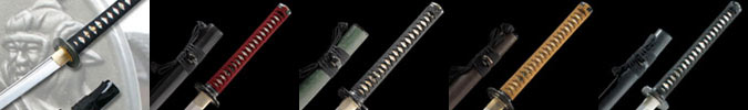 Samurai Swords - Functional Katanas