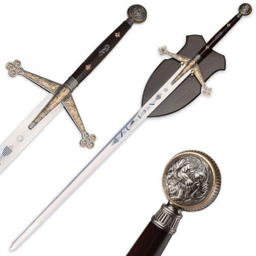 Scottish King Swords