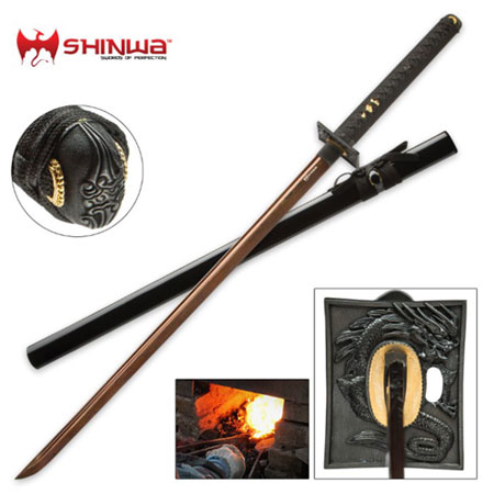 Shinwa Ninja Swords