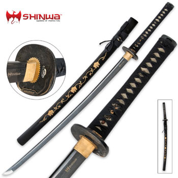 Shinwa Katana Swords
