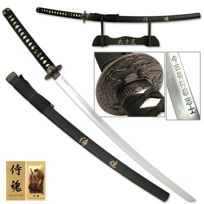 Spirit Katana Swords