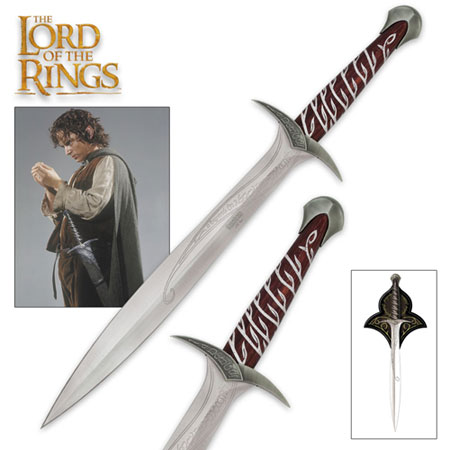 Sting Swords of Frodo Baggins