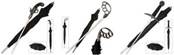 Umbrella Sword Canes