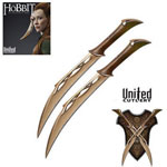 Tauriel Movie Swords