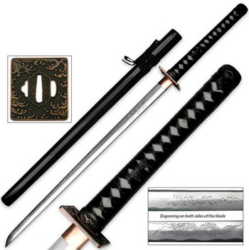 Ninja Swords Full Tang