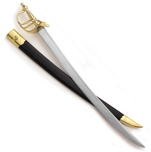 English Cutlass Swords