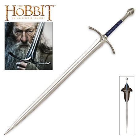 The Hobbit Glamdring Swords