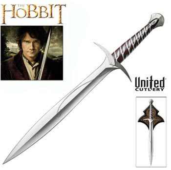 The Hobbit Sting Swords