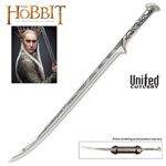 Thranduil Movie Swords