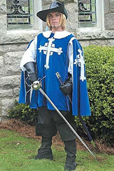 Musketeer Tabard Costume  sc 1 st  Swords Direct & Musketeer Tabbards and Costumes for Sale