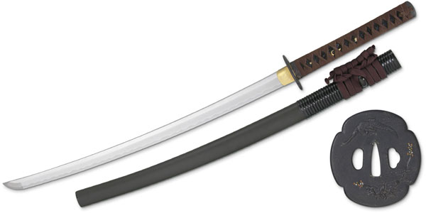 Tori Elite Katana Swords