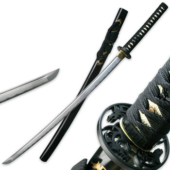 Dragon Samurai Swords