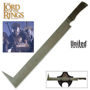 Uruk Hai Scimitar Swords