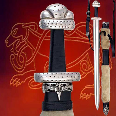 Viking King Swords