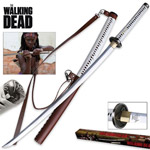 Walking Dead Samurai Swords