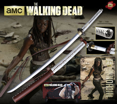 Walking Dead Samurai Swords Limited Edition