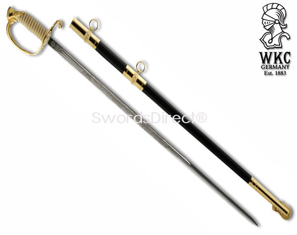 WKC Navy Officer Swords