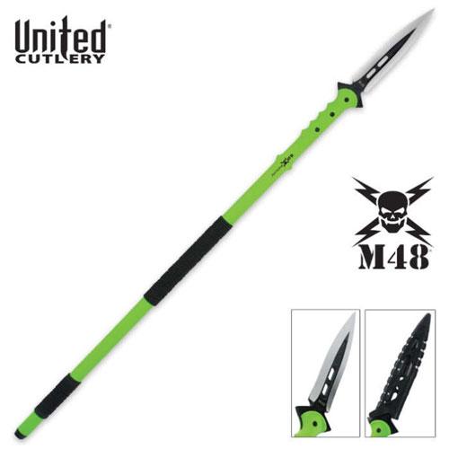 M48 Apocalypse Zombie Survival Spear