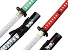 Zombie Samurai Swords Set