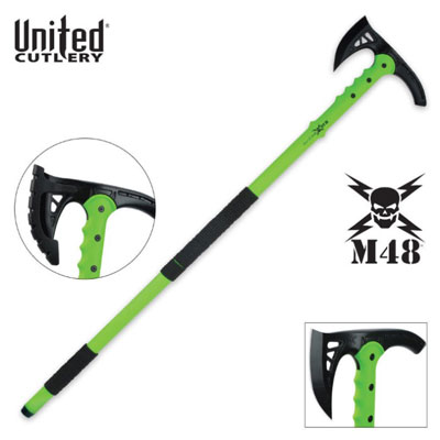 Zombie Tactical Walking Axe